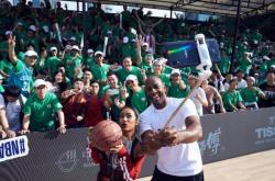 吉克隽逸助阵2018 NBA 5v5广州站决赛 盛世杰青队挺进全国总决赛