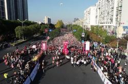亮点频出精彩纷呈 玫琳凯2018杭州国际女子马拉松圆满落幕