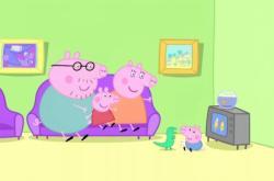《小猪佩奇》中乔治最爱的恐龙先生,拥有哪些魔力?