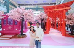 香港沙田新城市广场 新春の幸福站正式启动